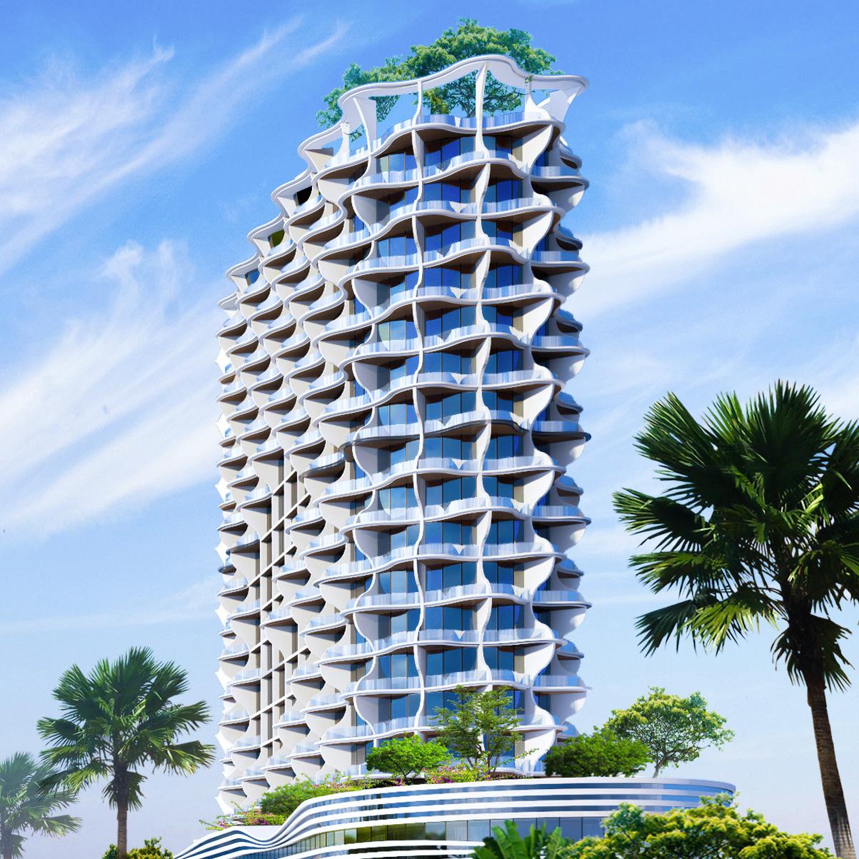 HOTEL COMPLEX 5 STARS