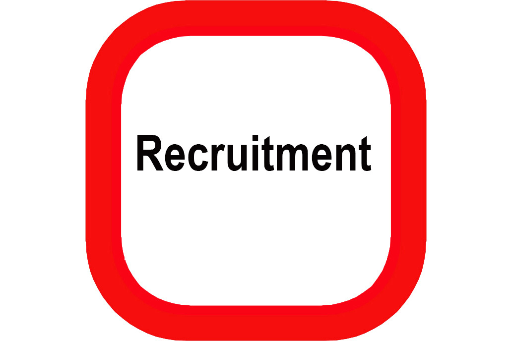 RECRUITMENT 2021-05